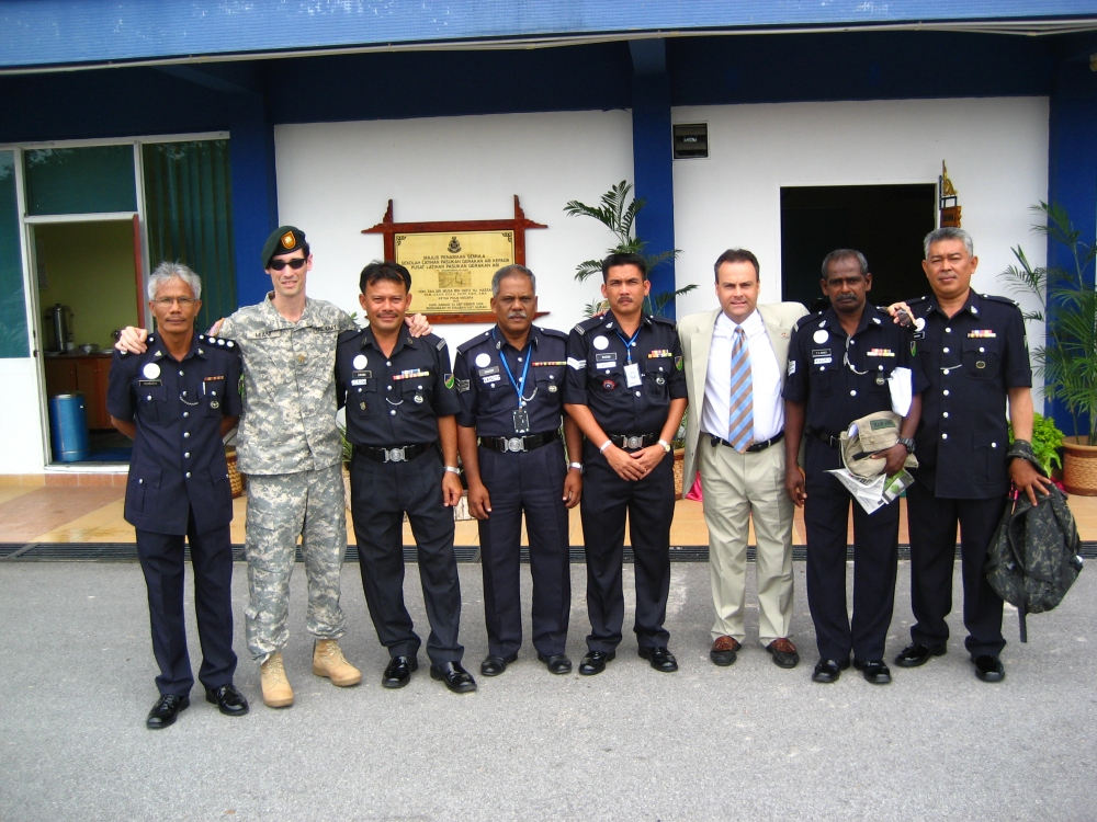 Ipoh, BM 08-2, Training Staff